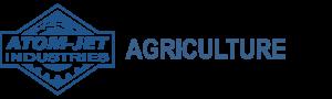 Atom-Jet Agriculture logo