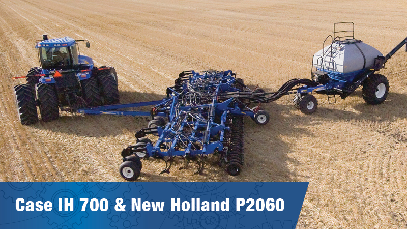 Case IH 700 and New Holland P2060 Seeding Opener Series