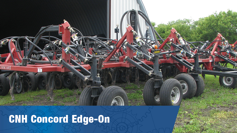 CNH Concord Edge-On Seeding Opener Series