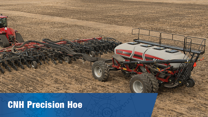 CNH Precision Hoe Seeding Opener Series