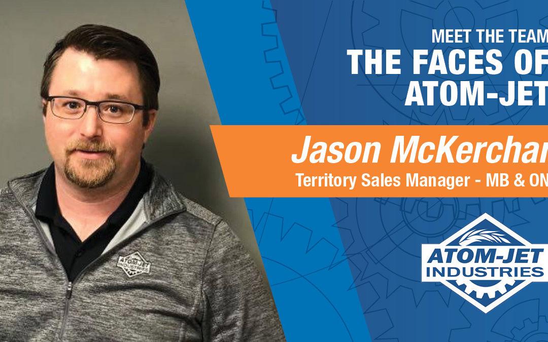 Meet the Team: Jason McKerchar