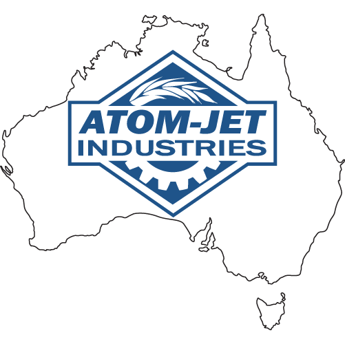 LOGO:Atom-Jet Industries - Australia