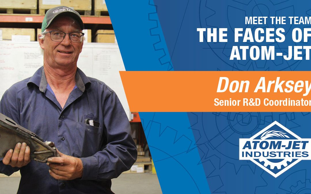 Meet the Team: Don Arksey