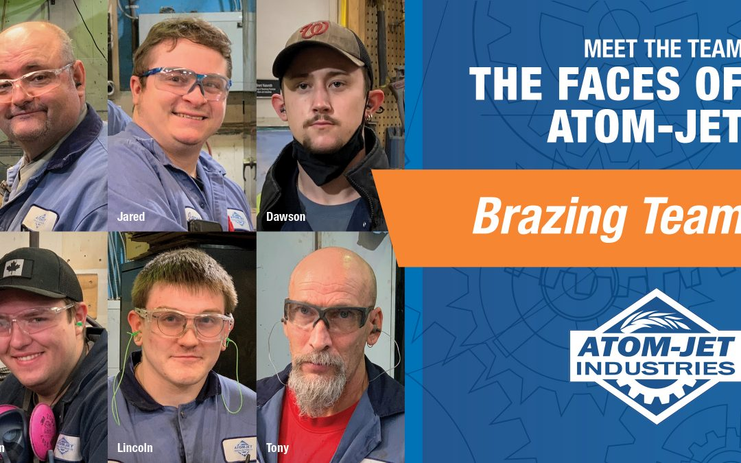 Meet the Brazing Team