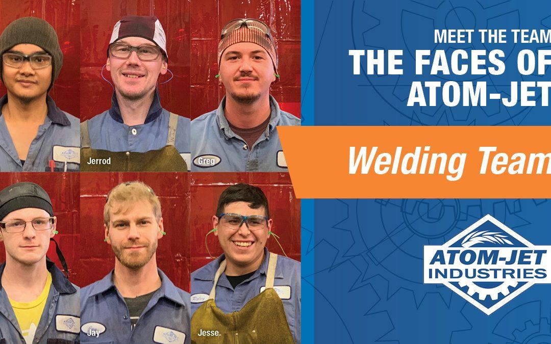 Meet the Welding Team