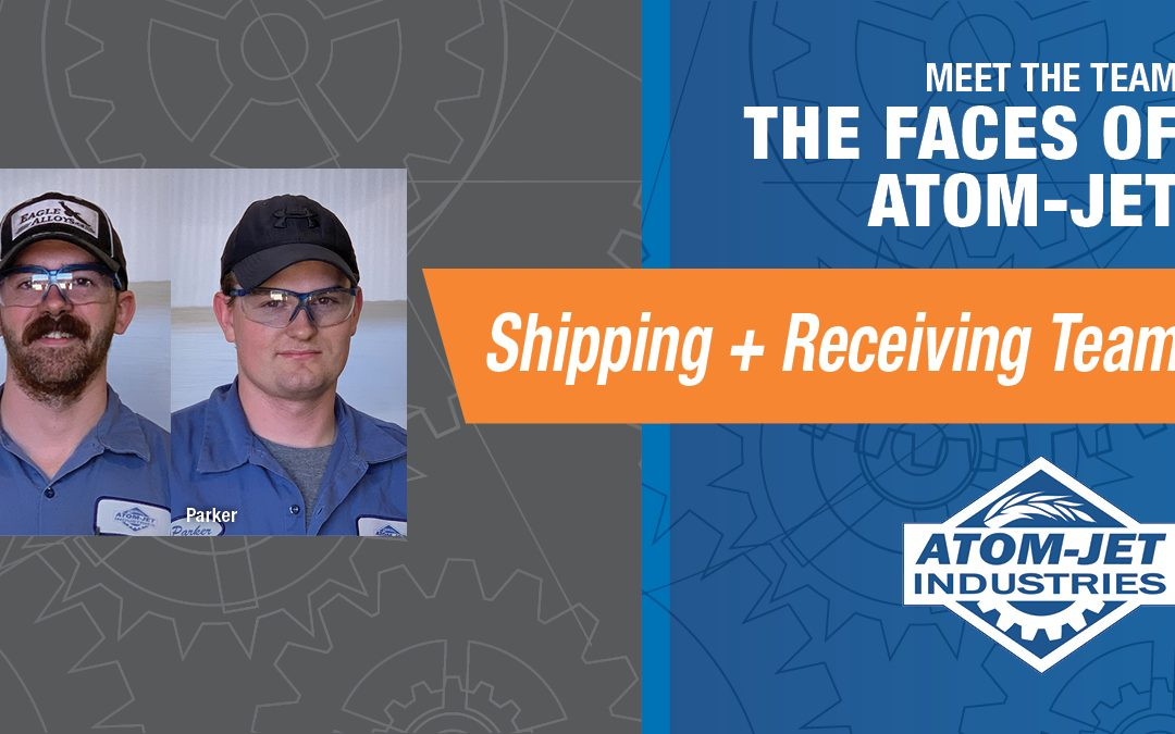 Meet the Shipping and Receiving Team