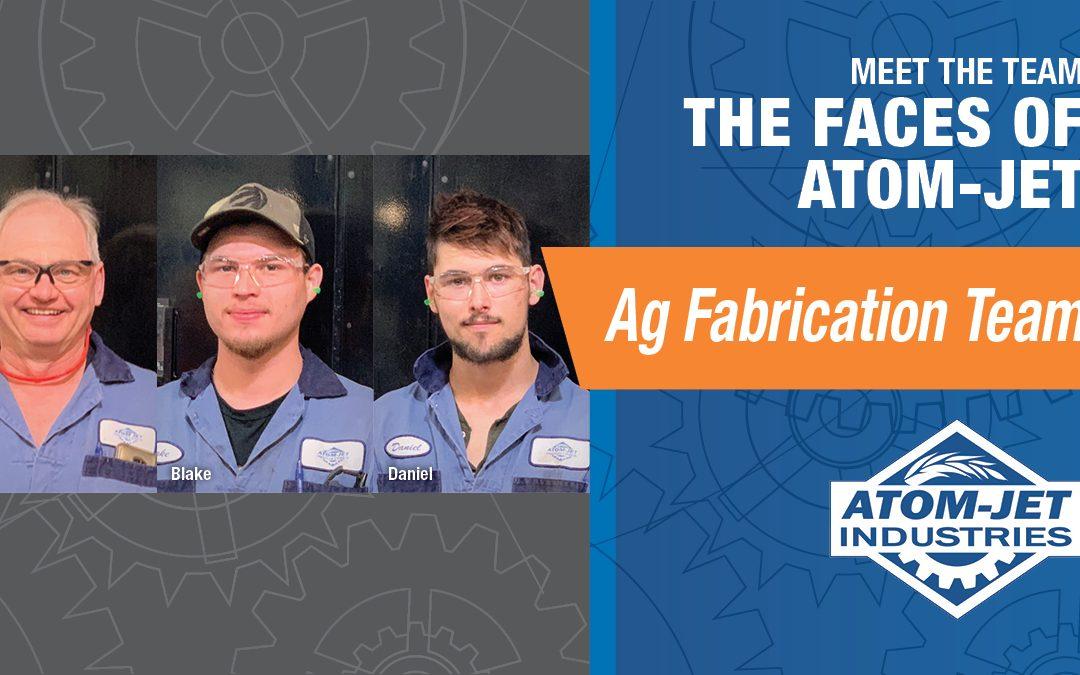 Meet the Ag Fabrication Team